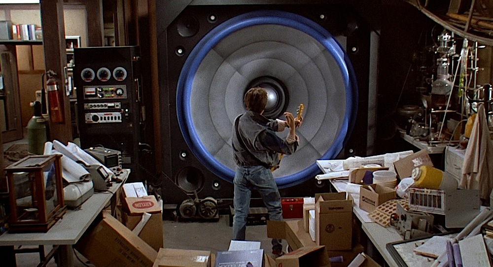 Back To The Future - Guitar Amp Scene